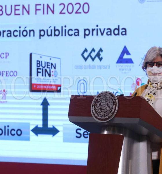 Pese a Covid, aseguran que El Buen Fin 2020 será el más exitoso