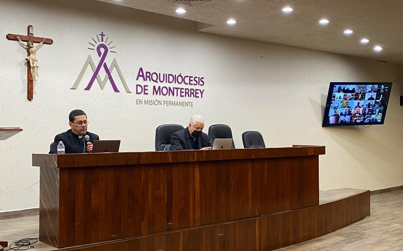 Convoca Cabrera a diócesis reencontrarse con la ciudadanía