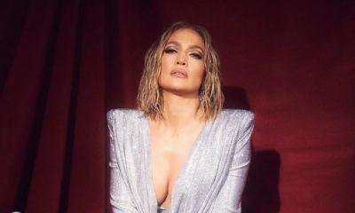 Jennifer López en los AMA's