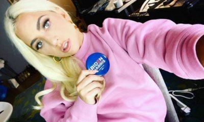 celebridades de Hollywood votan por Biden