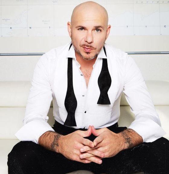 Pitbull en Latin Grammy