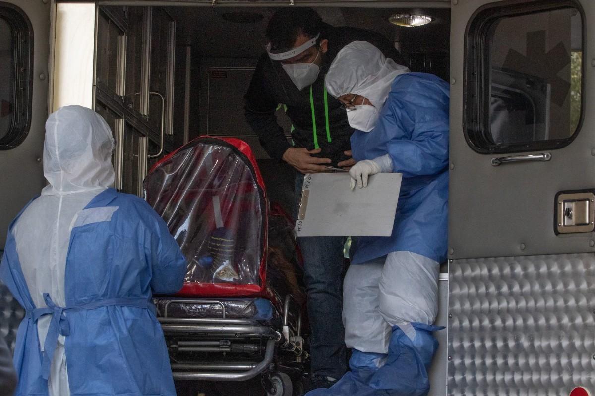 México, cerca de las 105 mil víctimas; 12 mil nuevos casos de Covid-19. Noticias en tiempo real