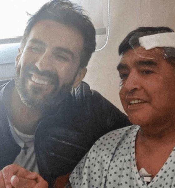 Doctor de Maradona lo señalan por homicidio. Foto: Twitter