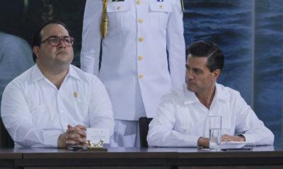 Javier Duarte, dispuesto a declarar sobre Odebrecht y Peña Nieto