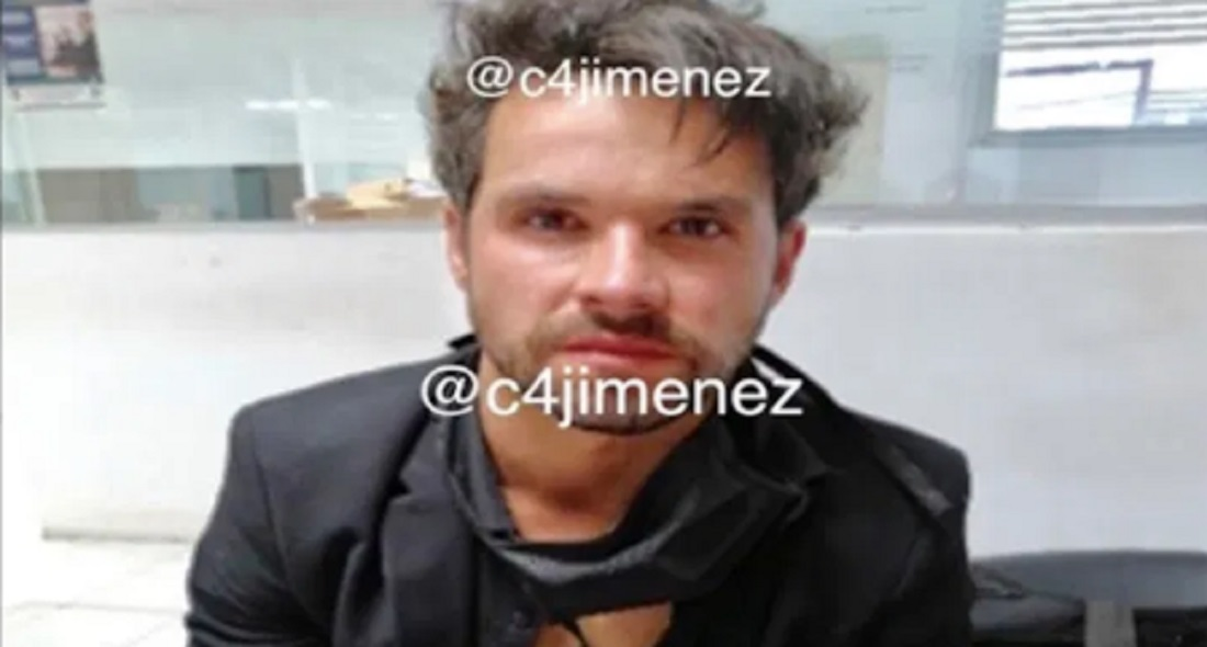 Eleazar Gómez le propuso matrimonio a su novia. Foto Twitter C4Jiménez