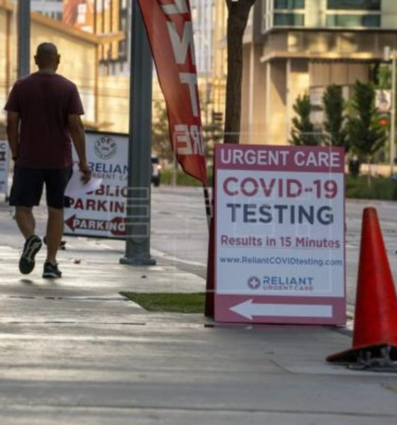 Decretan confinamiento en Los Ángeles; pandemia fuera de control