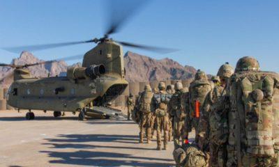 Anuncia Trump reducción de tropas en Irak y Afganistán