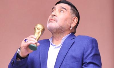 Tres días de duelo nacional en Argentina por muerte de Maradona