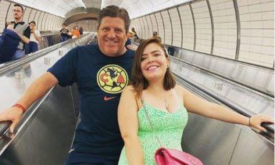 Explota la hija del Piojo Herrera. Foto: Twitter