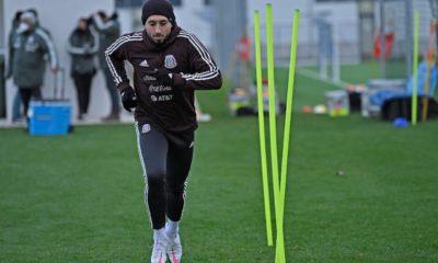 Héctor Herrera sufre importante lesión. Foto: Twitter Héctor Herrera