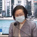 Hong Kong paiera ceux dont le test est positif au Covid-19. Photo: Twitter