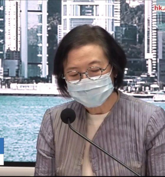Hong Kong le pagará a los que den positivo por Covid-19. Foto: Twitter