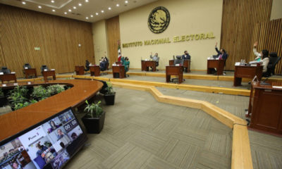 INE mantiene investigación sobre videos de Pío López Obrador
