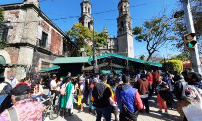 Iglesia de San Hipólito. Foto: Israel Lorenzana