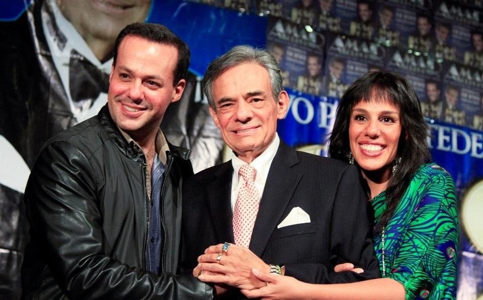 José José dejó testamento. Foto: Cuartoscuro
