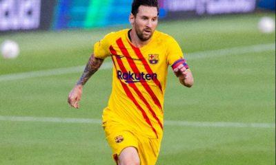 La insólita oferta a Messi. Foto: Twitter Barcelona