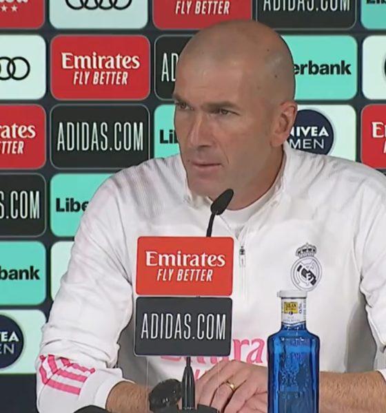 Le urge a Zidane que firme Sergio Ramos. Foto: Twitter