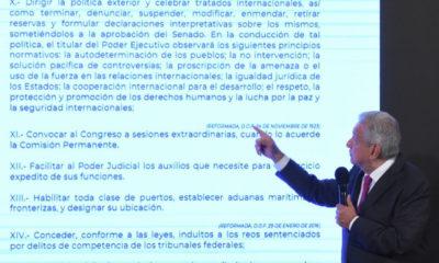 No tengo diferencias con Biden: López Obrador