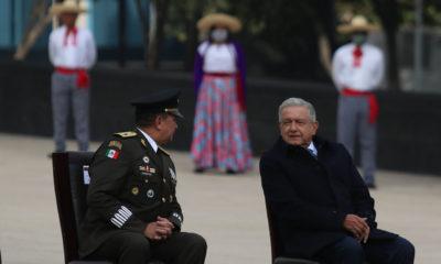 Las Fuerzas armadas no anhelan el poder: Luis Cresencio Sandoval