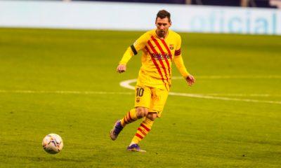 Manchester City le cierra las puertas a Messi. Foto; Barcelona
