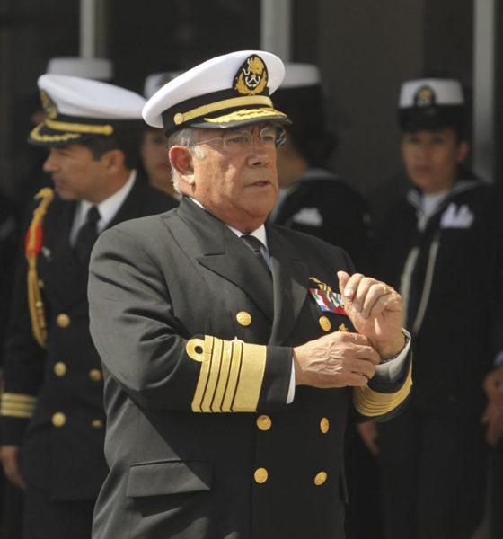 Falleció Mariano Saynez, exsecretario de Marina