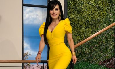 Maribel Guardia defiende a Eleazar Gómez. Foto: Twitter Maribel Guardia