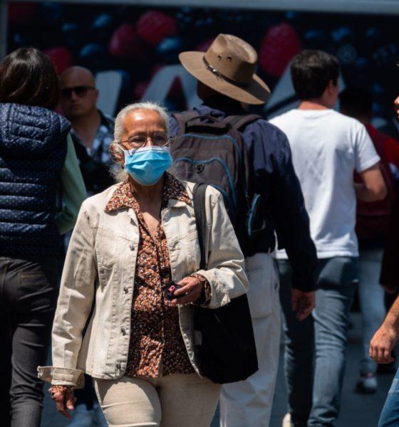 México rebasa el millón de contagios por Covid-19. Foto: Cuartoscuro