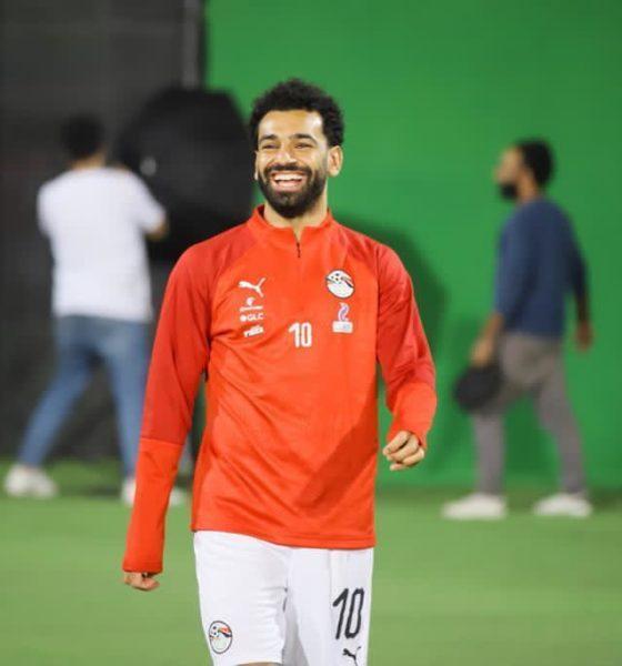Mohamed Salah dio positivo por Covid-19. Foto: Twitter Salah