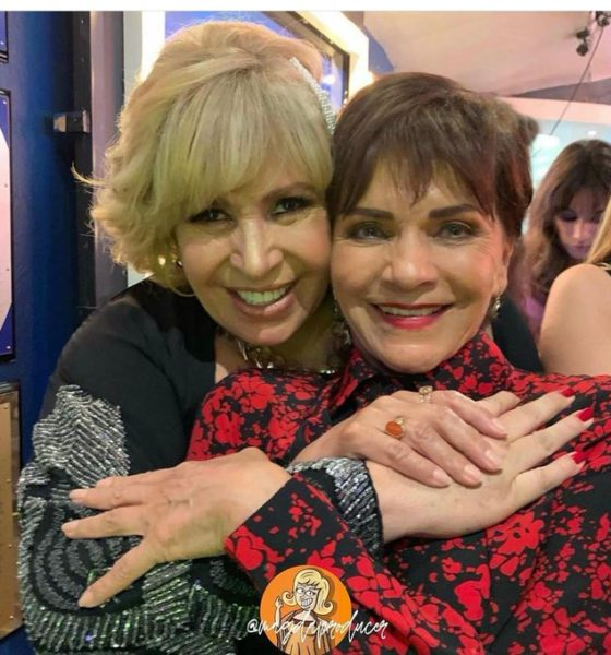 Murió la productora Magda Rodríguez. Foto: Twitter Paty Chapoy