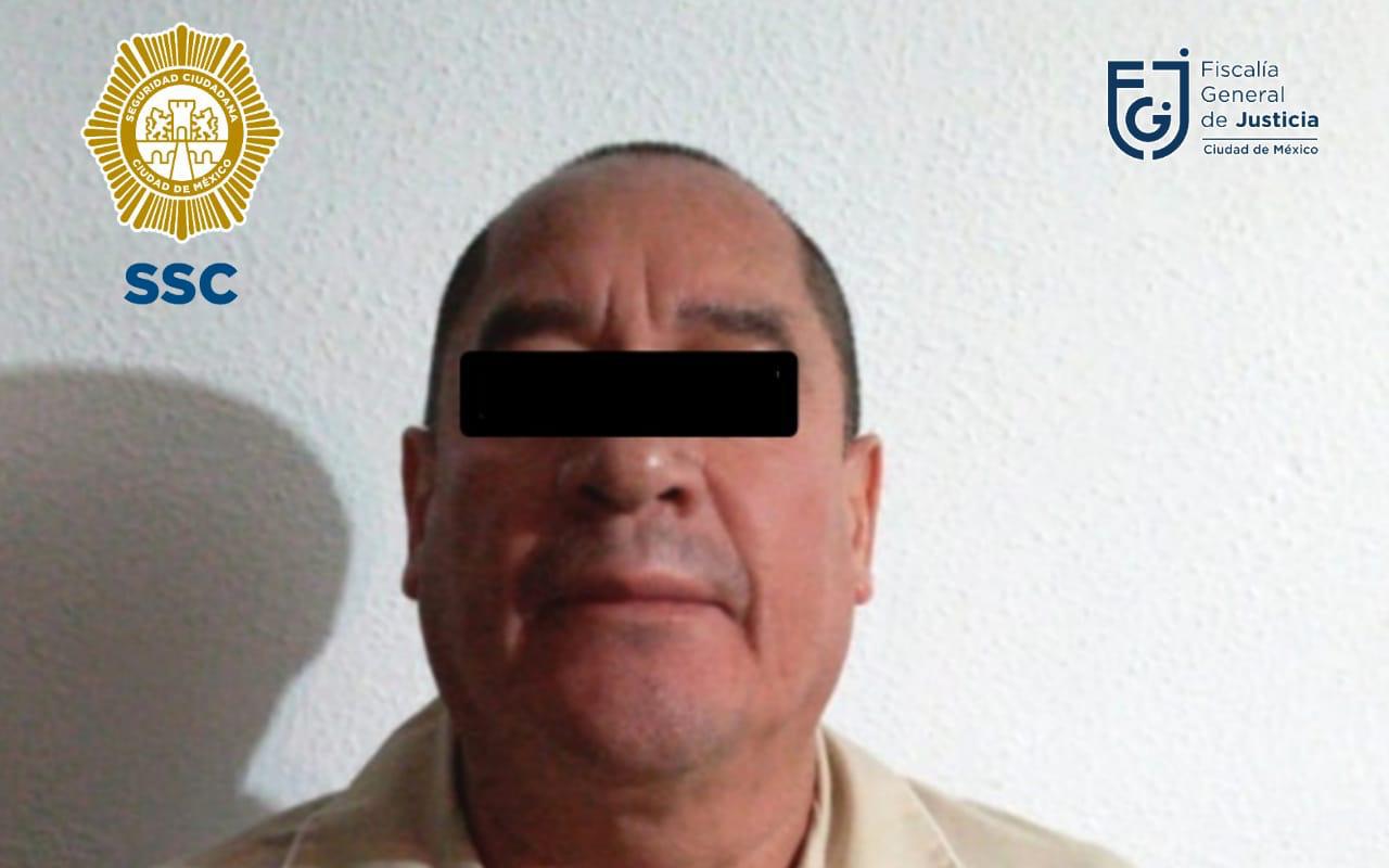 """Detienen al """"Nicho"""", papá de """"El Lunares"""" de la Unión Tepito"""