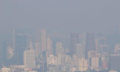 Continúan altas concentraciones de ozono en Valle de México