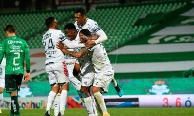 Pachuca elimina a Santos. Foto: Pachuca