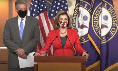 Nancy Pelosi llamó a Biden Presidente electo de Estados Unidos