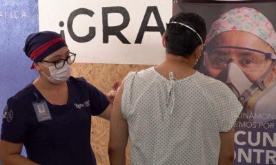 Pfizer presentará solicitud de aprobación sanitaria de su vacuna en México