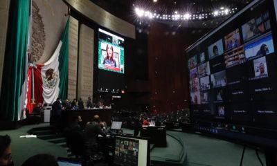 En sesión semipresencial, diputados avalan Presupuesto 2021