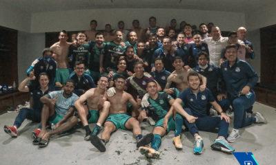 Puebla sin temor a León. Foto: Club Puebla