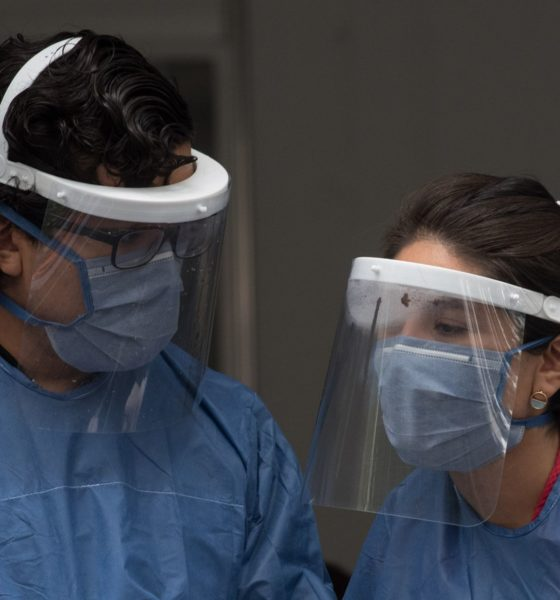 Quitan descanso a médicos tras aumento de casos de Covid-19: Foto: Cuartoscuro