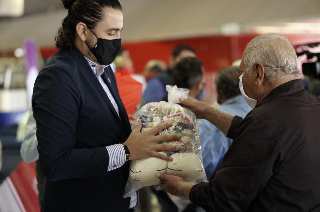 Revela Amaury Vergara los problemas que encontró en Chivas. Foto: Twitter Amaury Vergara