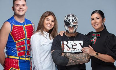 Rey Mysterio ya tendría fecha para su retiro. Foto: Twitter WWE