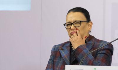 Acepta Rosa Icela Rodríguez ocupar la Secretaría de Seguridad Pública