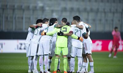 Selección Mexicana con bajas para enfrentar a Japón. Foto: Twitter Miselección