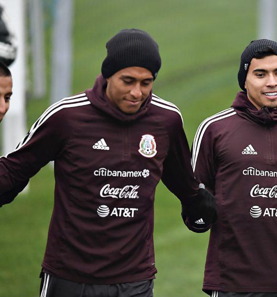 Selección Mexicana escala posiciones en el ranking. Foto: Twitter Mi Selección