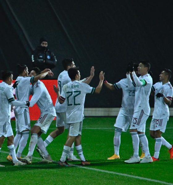 Selección Mexicana golea a Corea del Sur. Foto: Mi selección