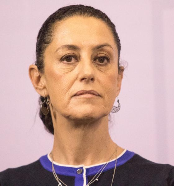 Sheinbaum ofrece disculpas a familiares de los niños. Foto: Cuartoscuro