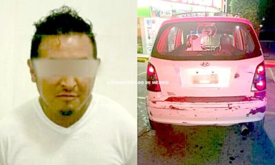 Taxista detenido por abuso sexual. Foto: Afondo