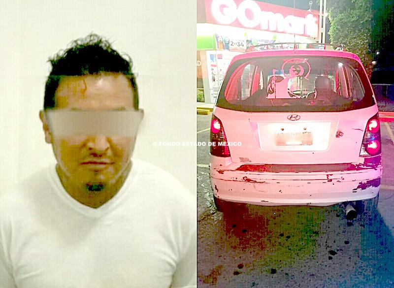 Taxista detenido por abuso sexual. Foto: Afondo