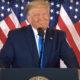 Trump acusa que su ventaja desaparece mágicamente