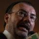 Rechazan orden de aprehensión contra Luis Videgaray