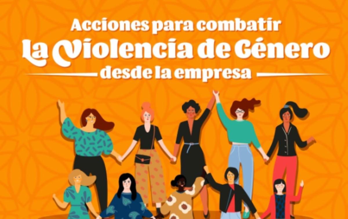 acciones contra la violencia de género: Coparmex