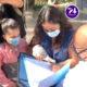 Padres de niños con cáncer en México piden ayuda a Biden